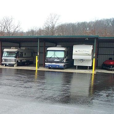 Covered Parking Boat Storage Rv Camper 5th Wheel Self